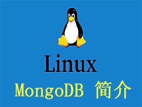 MongoDB 简介