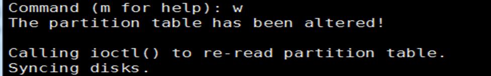 Linux 磁盘管理