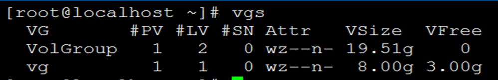 RAID、LVM、LVM操作实例详解