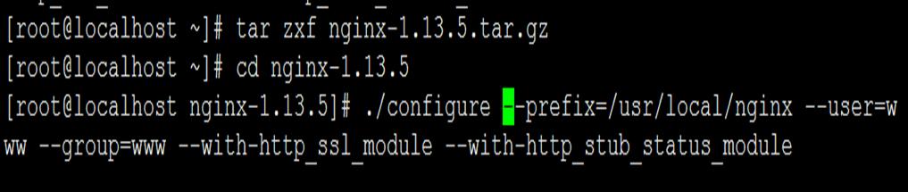 Nginx版本升级与降级