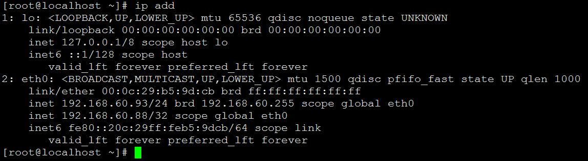 Nginx+Keepalived高可用安装配置