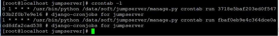 Jumpserver开源堡垒机安装部署