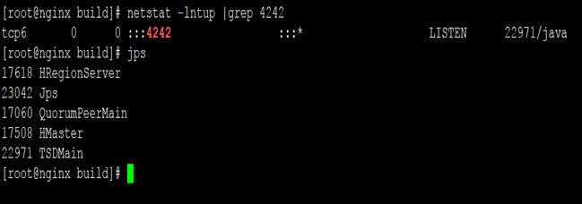 Opentsdb安装部署(单机版)