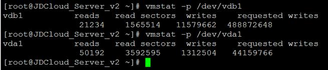 Linux性能分析工具vmstat