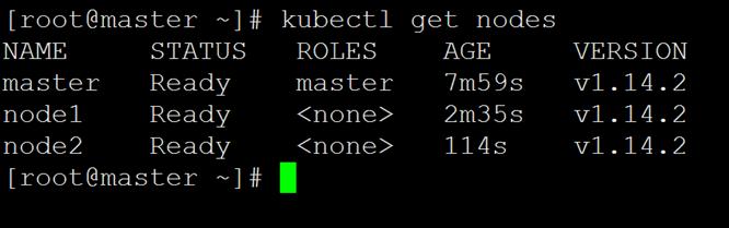 kubeadm安装Kubernetes 1.14.2