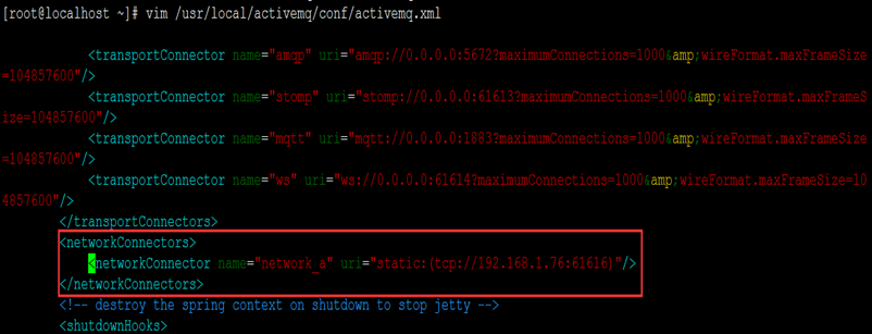 Linux环境ActiveMQ高可用集群安装部署