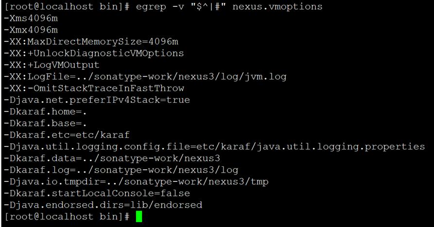 Linux安装Nexus 3私服仓库